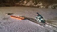 Weiterlesen: Feuerwehr übt Eisrettung